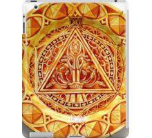iPad case, iPad cover, iPad deflector. triangle iPad Case/Skin