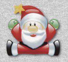 Santa Claus! One Piece - Long Sleeve