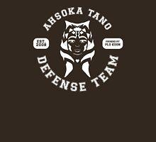 Ahsoka Tano Defense Team (white text) T-Shirt