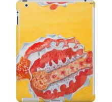 iPad case, iPad cover, iPad deflector. nudibranch iPad Case/Skin