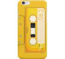 Color Cassettes iPhone Case/Skin