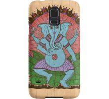 peace ganesh parchment Samsung Galaxy Case/Skin