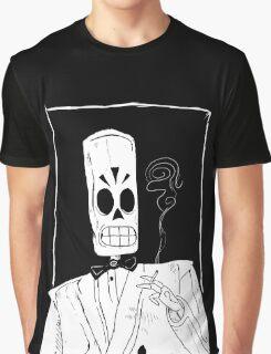 Grim Graphic T-Shirt