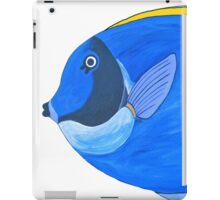 tropical fish II iPad Case/Skin