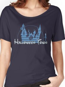 Halloween Town Women's Relaxed Fit T-Shirt