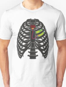 Skeleton bomb T-Shirt