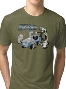 Jack To The Future Tri-blend T-Shirt