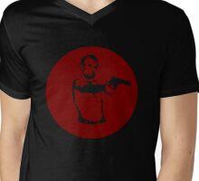 THE EMANCIPATOR Mens V-Neck T-Shirt