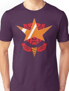 Optimus Lagann or Gurrenbot Unisex T-Shirt