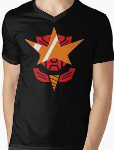 Optimus Lagann or Gurrenbot Mens V-Neck T-Shirt