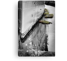 Her Berth Canvas Print