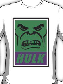 HULK Face T-Shirt