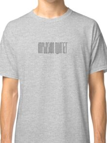 Implosion Quintet - Grey Logo Classic T-Shirt