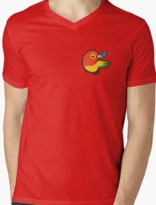 bower Mens V-Neck T-Shirt