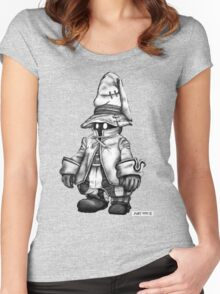 Just Vivi - Sketch em up Women's Fitted Scoop T-Shirt
