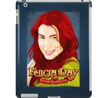Geek Goddess  iPad Case/Skin