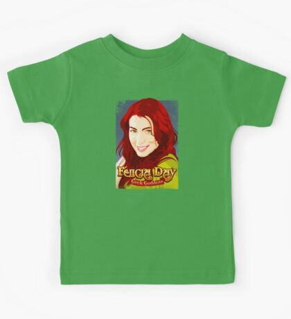 Geek Goddess  Kids Tee