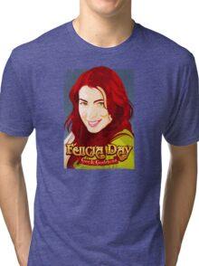 Geek Goddess  Tri-blend T-Shirt