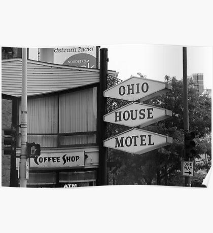 Chicago Motel Poster