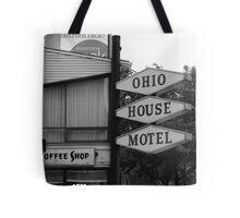 Chicago Motel Tote Bag