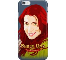 Geek Goddess  iPhone Case/Skin