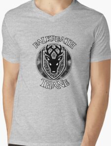 Falkreath Thane Mens V-Neck T-Shirt