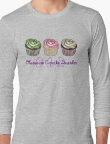 OCD - Obsessive Cupcake Disorder Long Sleeve T-Shirt