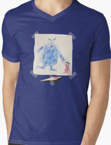 Remembering Boo Mens V-Neck T-Shirt