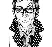 10th Doctor by uhmfox