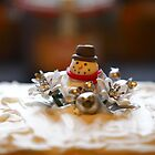 Christmas Cake 2012 by Stephen J  Dowdell