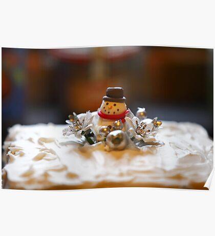 Christmas Cake 2012 Poster