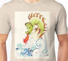 Coquette The dragon Unisex T-Shirt