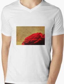 Scared And Lonely Mens V-Neck T-Shirt