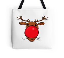 Rudolph the Red Nosed Reindeer Tote Bag