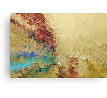 Be Joyful. Psalm 5:11. Christian Modern Art Canvas Print