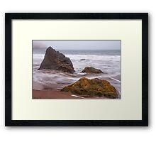 Marin Headlands, California Framed Print