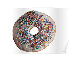 Donuts R Us Poster