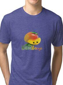 Mikee Mango Tri-blend T-Shirt