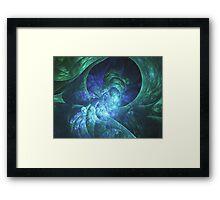 Fractal Art II Framed Print