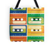 Color Cassettes Tote Bag