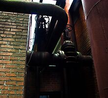 Sloss Furnace by OrionHarris