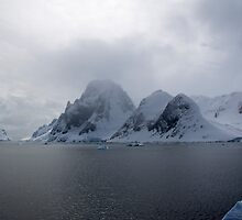 Antarctica 006 by Karl David Hill