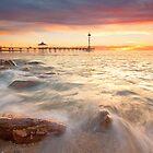 Brighton Beach, take 2  by burrster