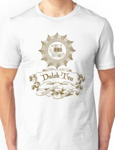 Dalek Tea Unisex T-Shirt