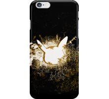 The Pikachu rises again iPhone Case/Skin