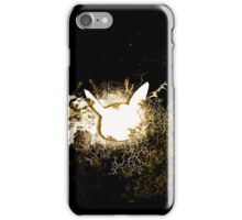 The Pikachu rises again iPhone Case/Skin