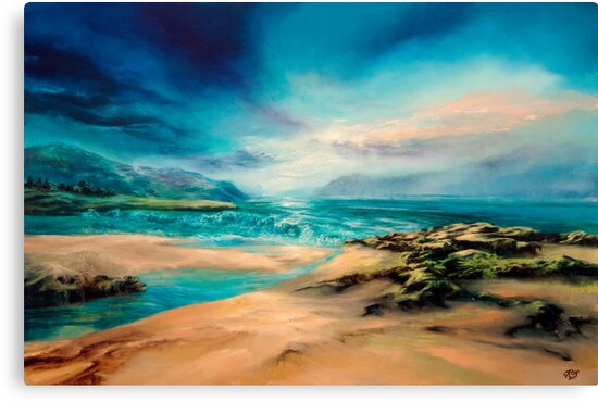 """Turning Tide"" by C J  Elsip"