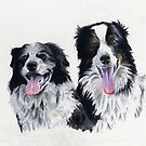 Molly and Chip by Maureen Sparling
