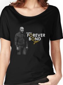 Sean Connery is...  Forever Bond Women's Relaxed Fit T-Shirt