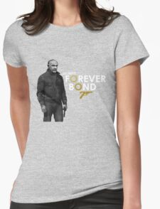 Sean Connery is...  Forever Bond Womens Fitted T-Shirt